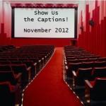 TheaterScreenSayingShowUstheCaptions